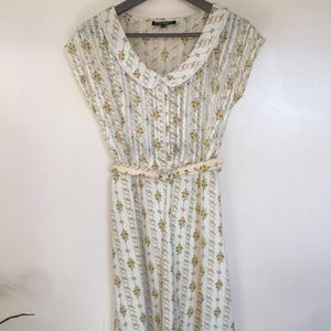 Vintage Betsy Johnson country dress